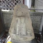 【巾上中道祖神】1773年から歴史を刻み続ける道祖神