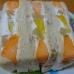 【プティグルメ開智店】手作り感いっぱいのサンドイッチ