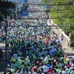 第1回松本マラソン開催!城下町を駆け抜ける