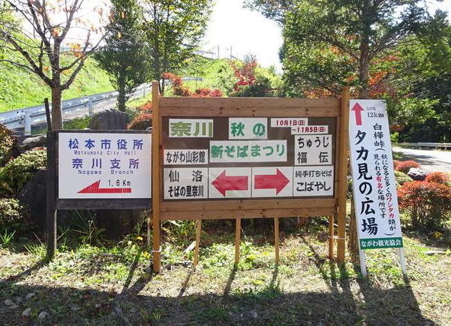 奈川の新そばまつり