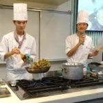 【味道祭】松本調理師製菓師専門学校の文化祭は大盛況