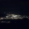 高ボッチ高原から望む諏訪の夜景