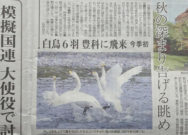 市民タイムスの紙面