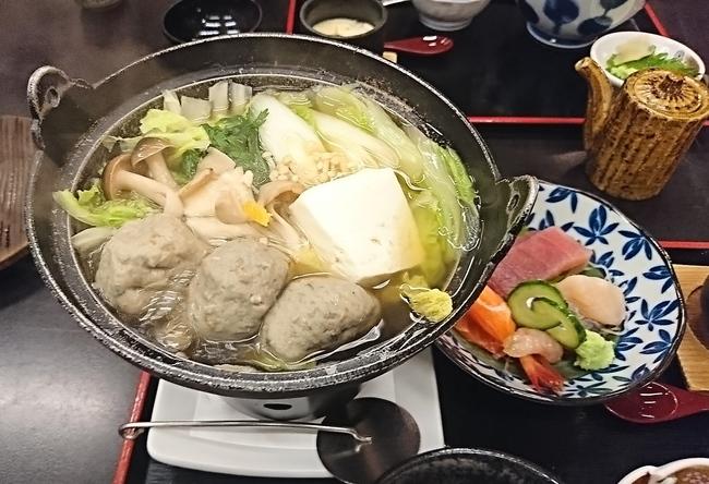 緒環の食事