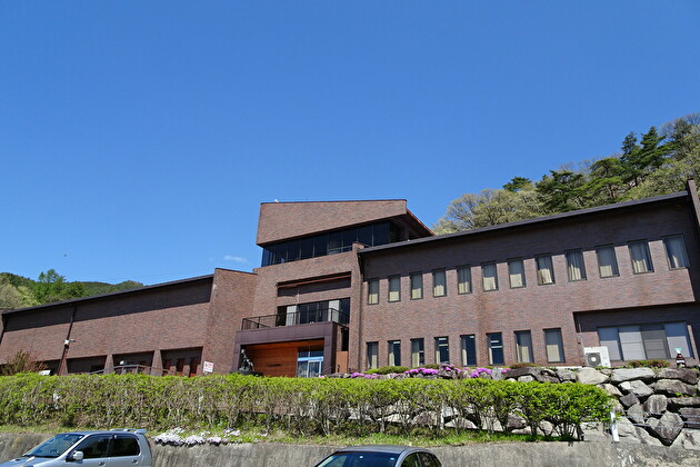 大町山岳博物館